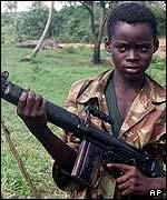 Actividad 11  Niñ@s soldado